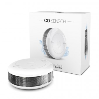 CO Sensor Fibaro Z-Wave Plus
