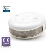Smoke detector Fibaro certified CE EN 14604 Z-Wave Plus