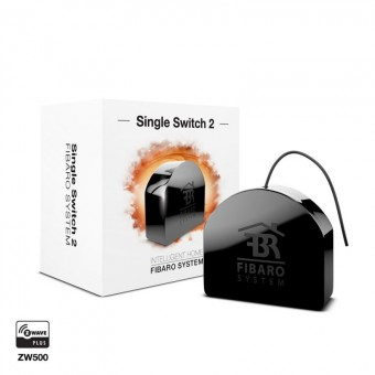 Micromodule single switch Z-Wave Plus FGS-213 - Fibaro