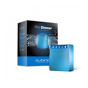 Mini Dimmer - Z-Wave Plus - Qubino