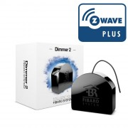 Universal Dimmer 250W Z-Wave+ Fibaro with metering