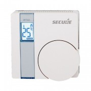 Wall Thermostat with LCD display and integrated relay Z-Wave Secure