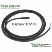 Temperature sensor TC-100 -GCE Electronic