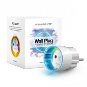 Wall Plug Switch with metering Fibaro Z-Wave Plus