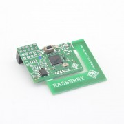 RaZberry 2 GPIO Z-Wave shield for RaspberryPi Z-Wave Plus
