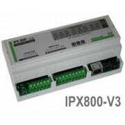 DIN Rail Module Webserver 8 relays IPX800 V3.0